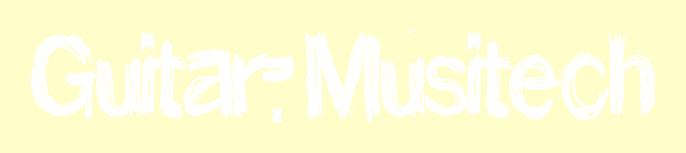 Guitar-Musitech : Ecole des Musiques Actuelles